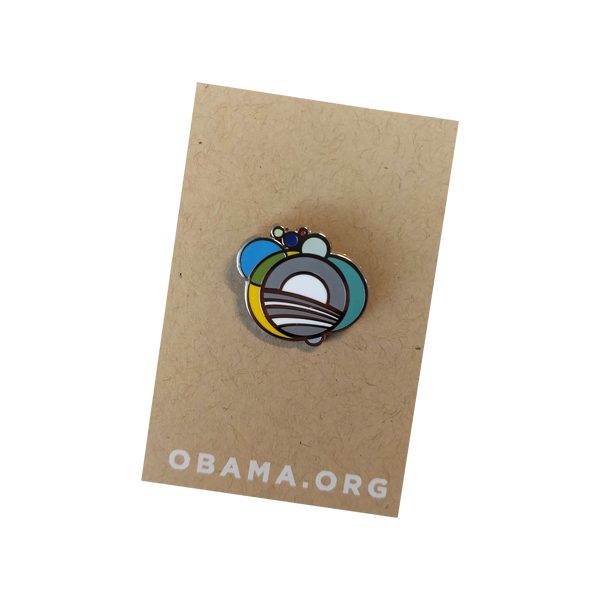 Summit Logo Enamel Pin