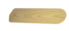 52 inch bleached oak outdoor blades