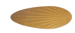 Walnut Palm Pattern Blades