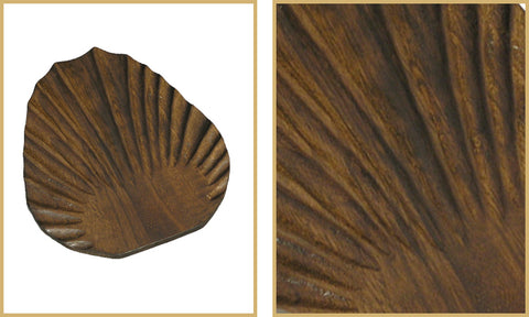 Arbor 600 Solid Carved Wood Blades