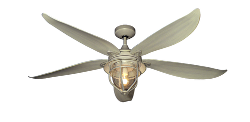 60 inch St. Augustine Ceiling Fan by TroposAir - Driftwood - tropical-fan-company