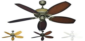 52 inch Atlantis - Oar Blades - tropical-fan-company