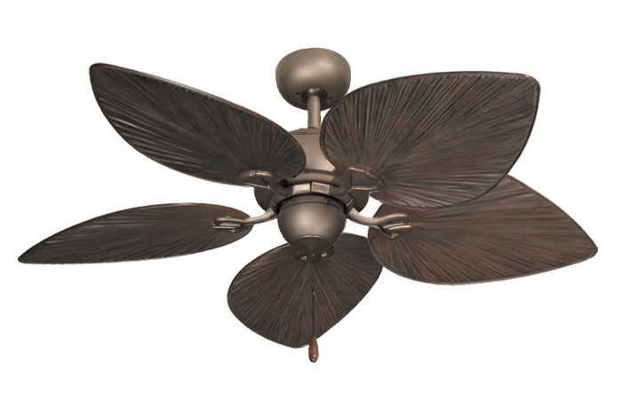 42 tropical ceiling fans dark 42 inch bombay antique bronze tropical ceiling fan oil rubbed leaf blades