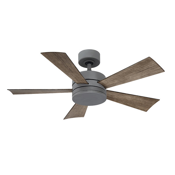 42 inch Wynd Ceiling Fan - Graphite Finish