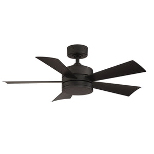 42 inch Wynd Ceiling Fan - Matte Black Finish
