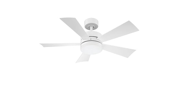 42 inch Wynd Ceiling Fan - Matte White Finish