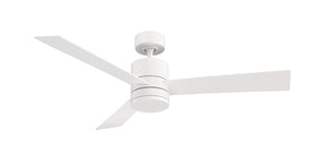 52 inch Axis Ceiling Fan - Matte White Finish