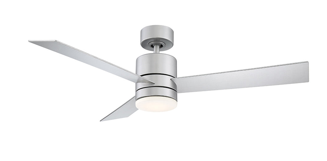 52 inch Axis Ceiling Fan - Titanium Silver Finish