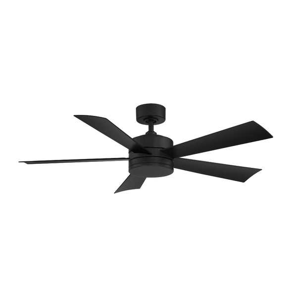 52 inch Wynd Ceiling Fan - Matte Black Finish