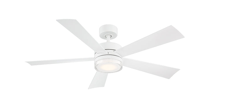 52 inch Wynd Ceiling Fan - Matte White Finish