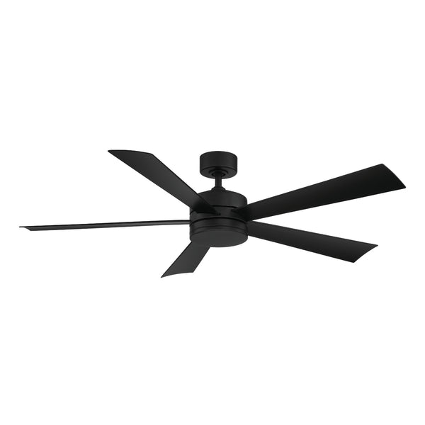 60 inch Wynd Ceiling Fan - Matte Black Finish