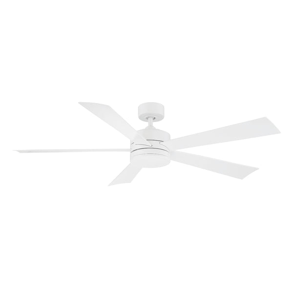 60 inch Wynd Ceiling Fan - Matte White Finish