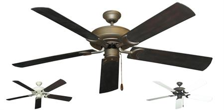 60 inch Raindance Outdoor Ceiling Fan - tropical-fan-company
