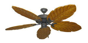 58 inch Raindance Ceiling Fan - Arbor 100 Blades - tropical-fan-company