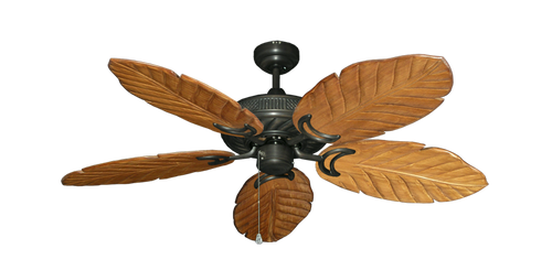 52 inch Atlantis - Arbor 125 Blades - tropical-fan-company