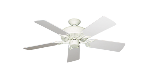44 inch Dixie Belle - Navajo White - tropical-fan-company