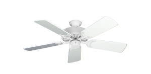 44 inch Dixie Belle - Pure White - tropical-fan-company