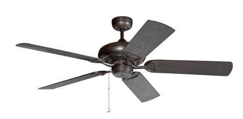 52 inch ProSeries Deluxe Builder Ceiling Fan - tropical-fan-company