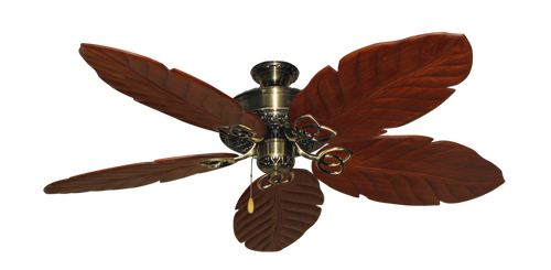 58 inch Renaissance Ceiling Fan - Arbor 100 Blades - tropical-fan-company