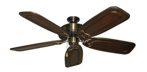 58 inch Renaissance Ceiling Fan - Arbor 800 Blades - tropical-fan-company