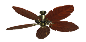 58 inch Riviera Ceiling Fan - Arbor 100 Blades - tropical-fan-company