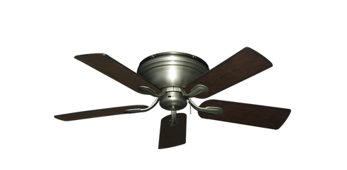 44 inch Stratus Hugger - Flush Mount - Select Motor and Blades Finishes - tropical-fan-company