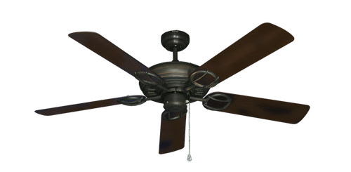 52 inch Trinidad Outdoor Ceiling Fan - tropical-fan-company