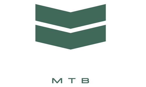 logo of Haro MTB vertical in white