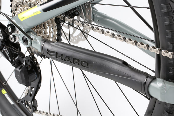 2019 Haro MTB Shift 29 Plus R3 Cool Grey Detail 4.