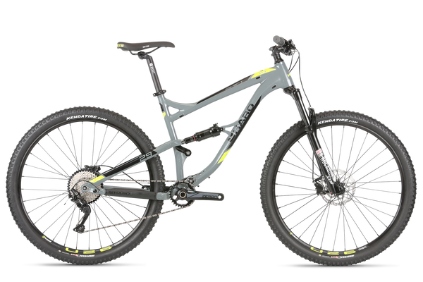 2019 Haro MTB Shift 29 Plus R3 Cool Grey.
