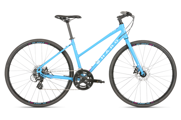 2020 Haro Commuter Aire ST Sky Blue.