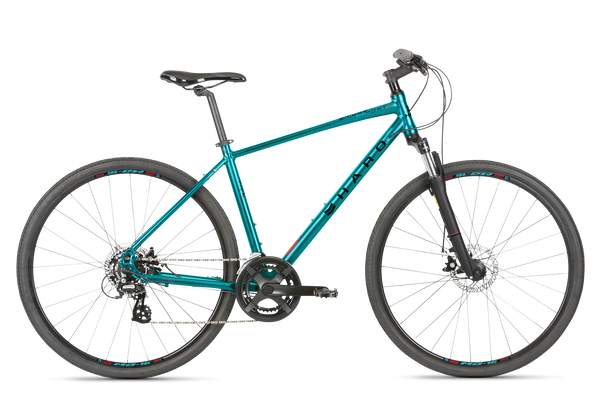 2020 Haro Commuter Bridgeport Blue Skies.