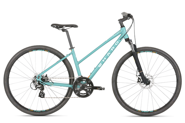 2020 Haro Commuter Bridgeport ST Pearl Mint.
