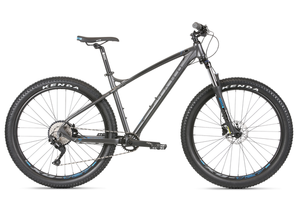 2020 Haro MTB Double Peak 275 Comp Plus Matte Charcoal.