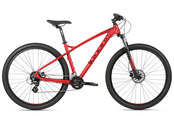 2020 Haro MTB Double Peak 29 Sport Red.