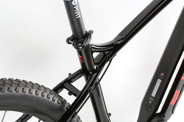 2020 Haro MTB Double Peak IO Black Detail 4.