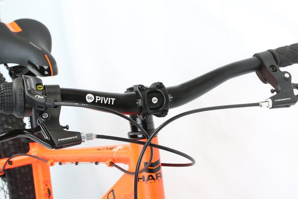 2020 Haro MTB FL 20 Plus Matte Orange Detail 1.