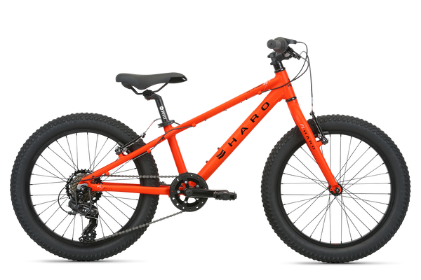 2020 Haro MTB FL 20 Plus Matte Orange.