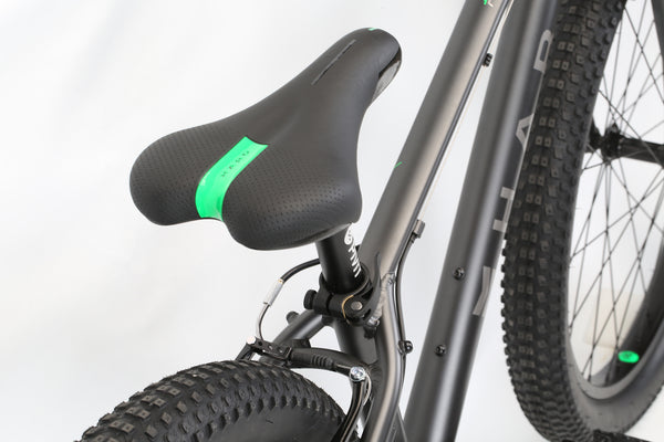 2020 Haro MTB FL 24 Plus Matte Charcoal Detail 3.