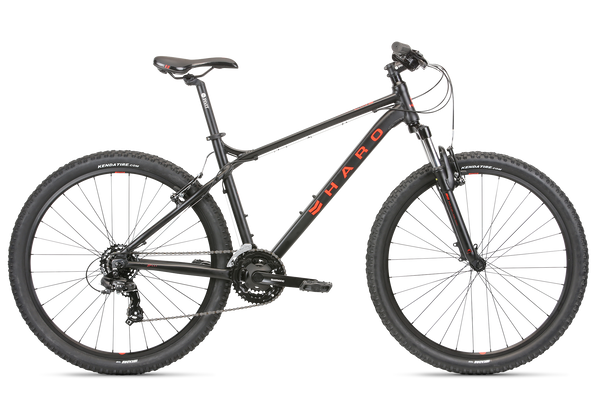 2020 Haro MTB FL One 275 Black Red.