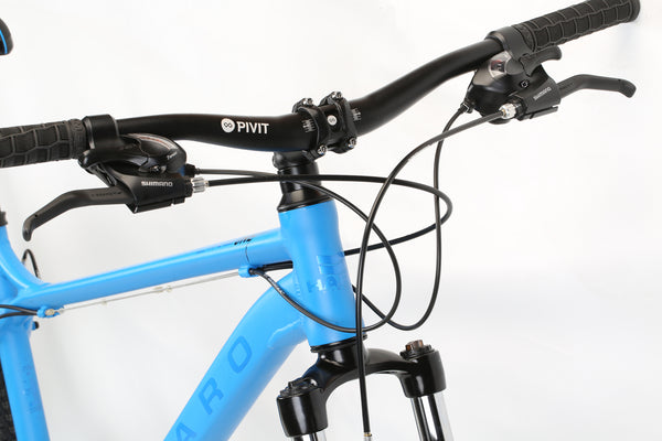 2020 Haro MTB FL One 275 Vivid Blue Detail 1.