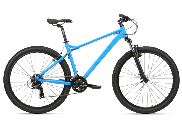 2020 Haro MTB FL One 275 Vivid Blue.