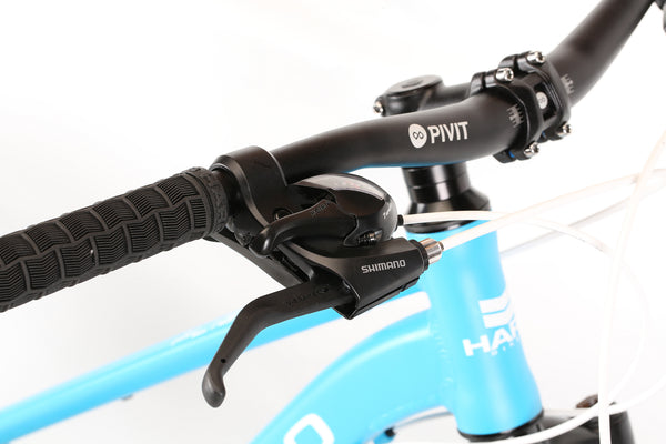 2020 Haro MTB FL One ST Matte Light Blue Detail 1.