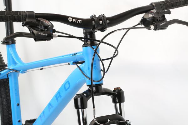 2020 Haro MTB FL One Vivid Blue Detail 1.