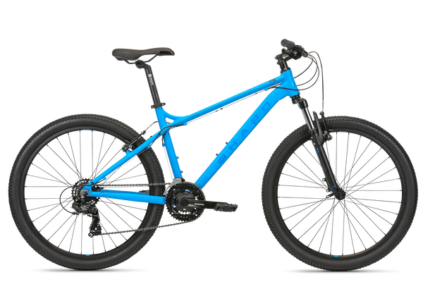 2020 Haro MTB FL One Vivid Blue.