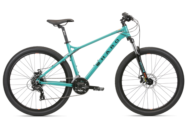2020 Haro MTB FL Two 275 Teal.