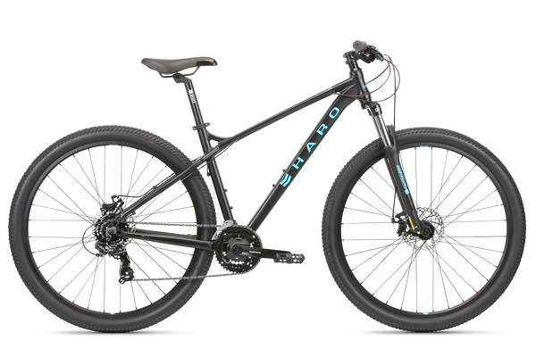 2020 Haro MTB FL Two 29 Matte Black.