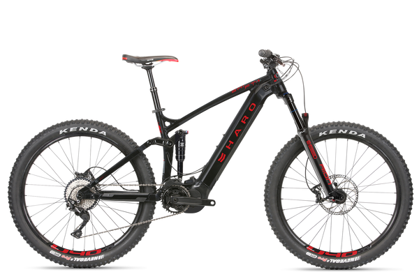 2020 Haro MTB Shift IO5 Black Red.