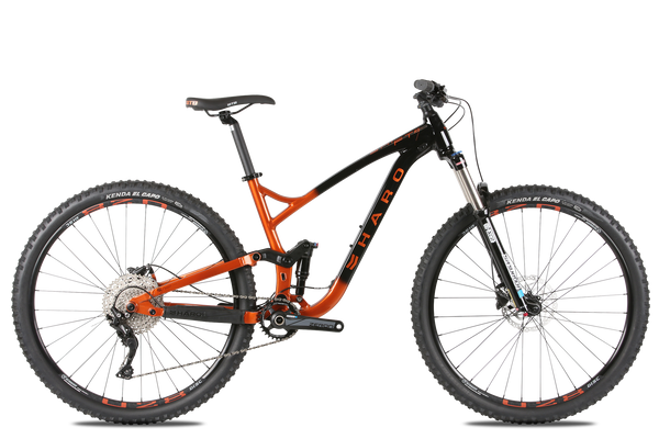 2020 Haro MTB Shift R5 29 Black Copper.