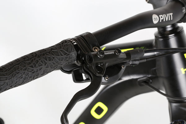 2020 Haro MTB Shift R7 29 Black Green Detail 2.